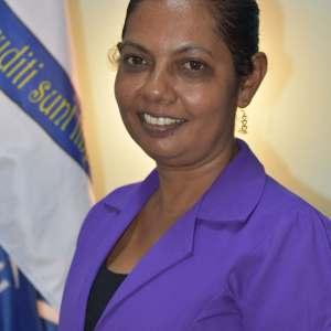 Mrs Dhanrajie Harripersad