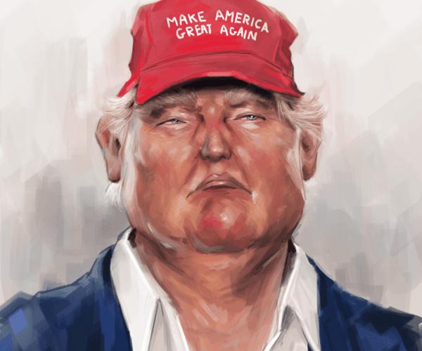 Trump make america great again.