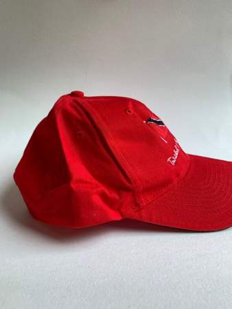 Red Trinidad Baseball Cap