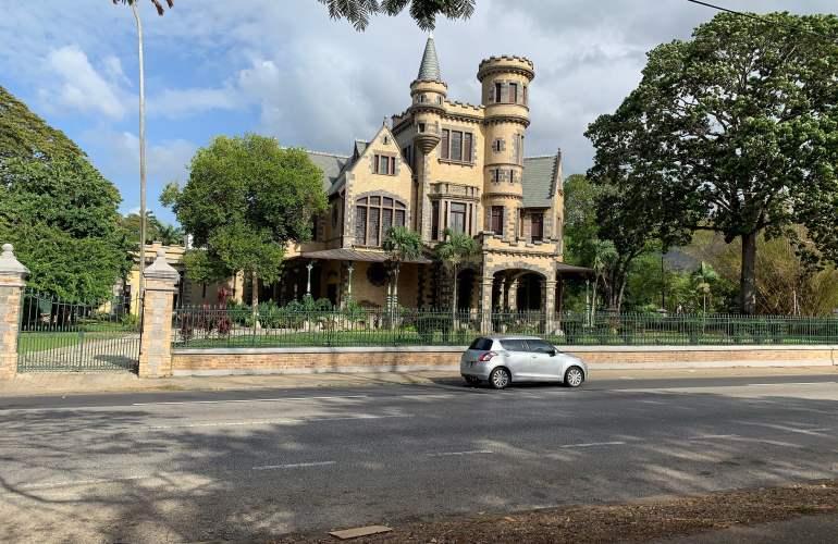 Stollmeyer's Castle (Killarney) Trinidad