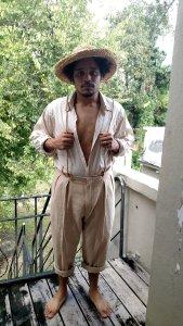 Field Slave Costume.