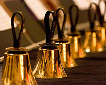 Image result for bell choir