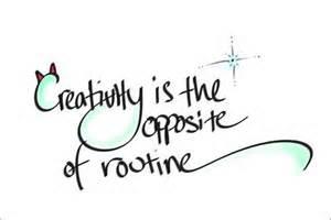 Creative Thursday: How Do You Create?