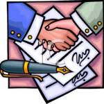 Have a contract to keep both parties accountable