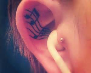 Caregiving Monday--Musical Ear Syndrome
