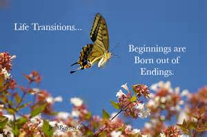 Transitional Friday: 9 Lessons I learned from Life Transitions