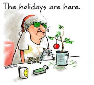 Don't dread the holidays