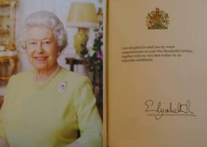 card from Queen