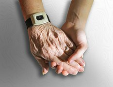 Touch can make a big difference in Alzheimer's
