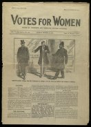 ii) VOTES FOR WOMEN: Fred founded the newspaper Votes for Women, which he co-edited with his wife.