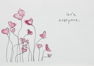 love everyone image