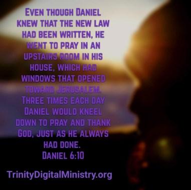 Daniel 6:10 image