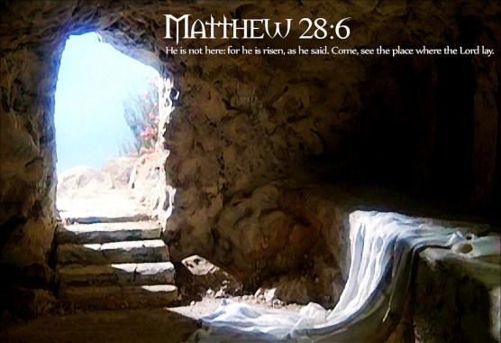 He Is Risen image
