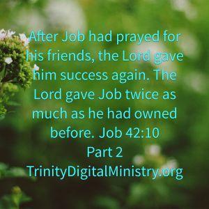 Job 42:10 image