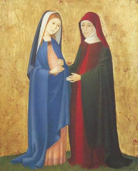 Mary Meets Elizabeth image