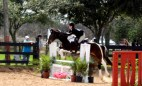 Kelsey Toms in Open Fences at Rice