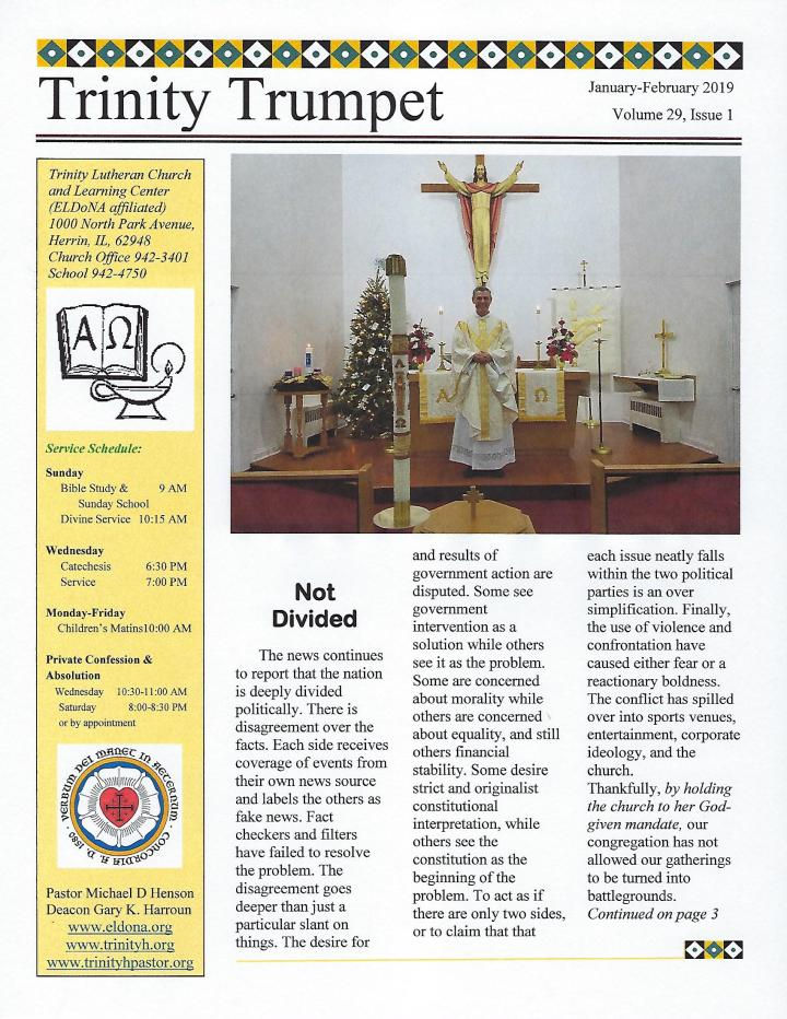 Jan Feb 2018 Front Page