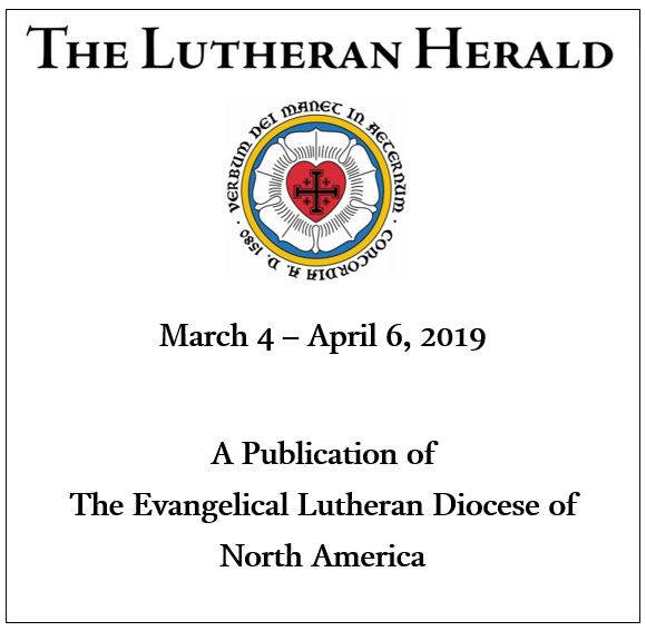 Lutheran Herald March 4 2019
