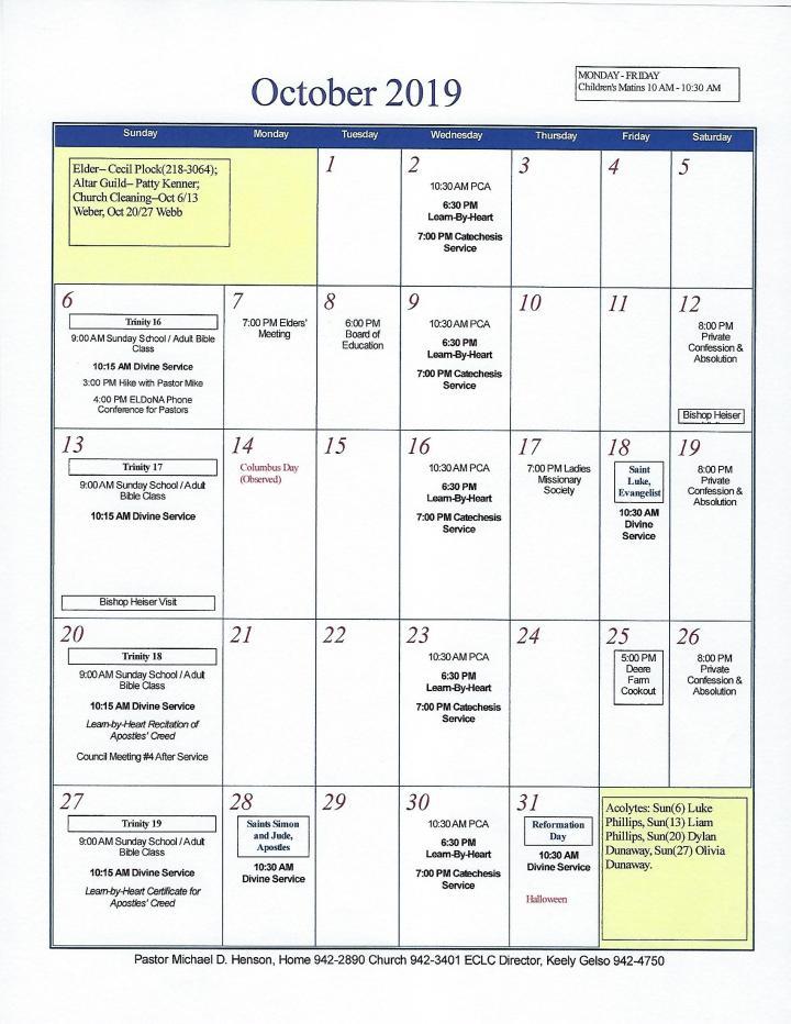 Oct 2019 Calendar jpg