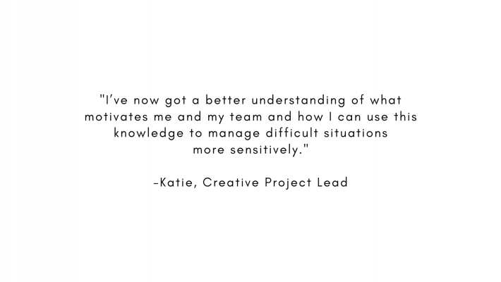 TrgQuote Katie Creative Project Lead