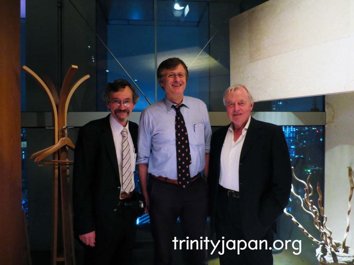 2nd Trinity in Japan Society Meeting on 19 June 2015 in Tokyo