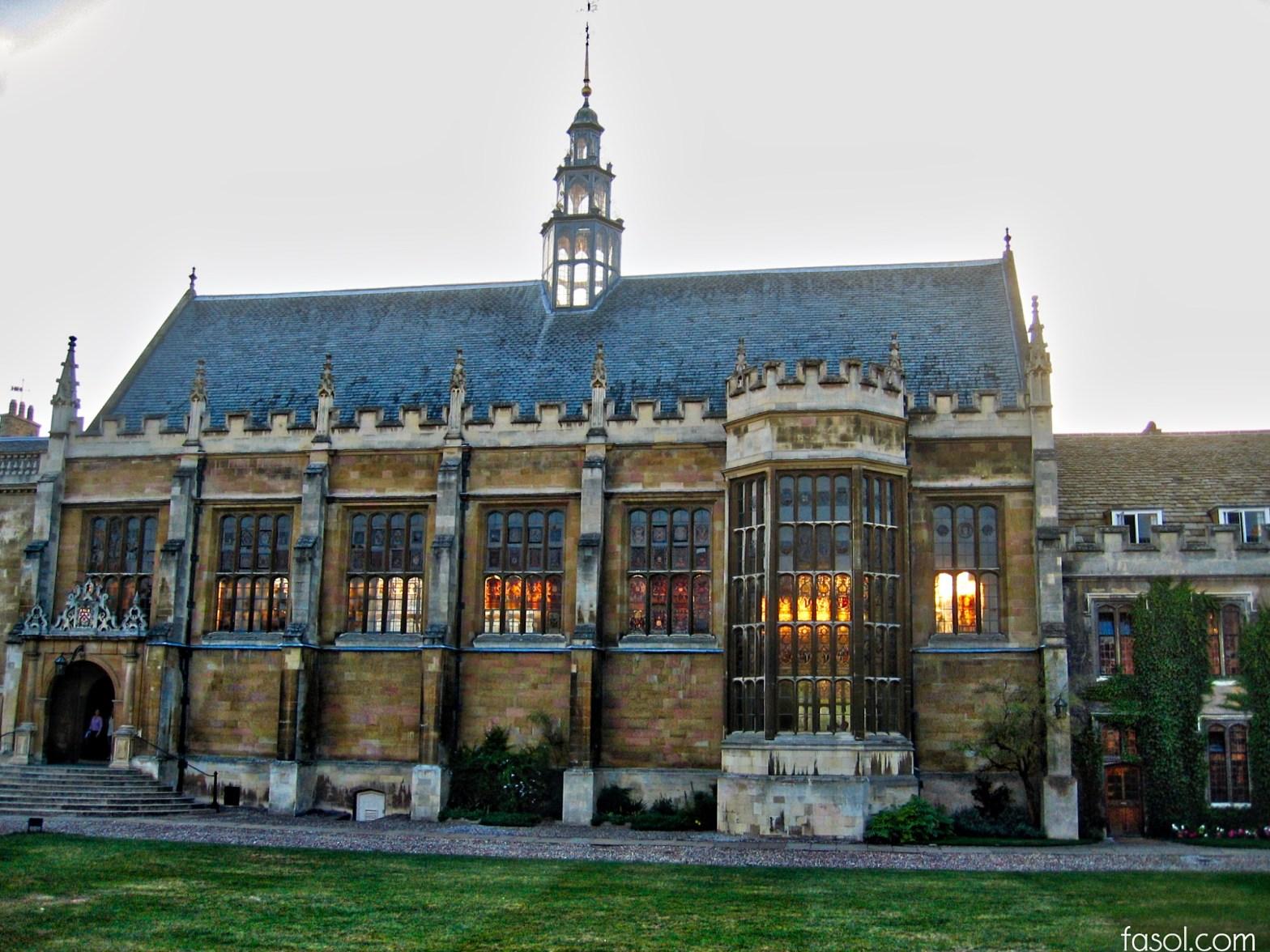 Trinity in Japan Society Trinity College Cambridge University