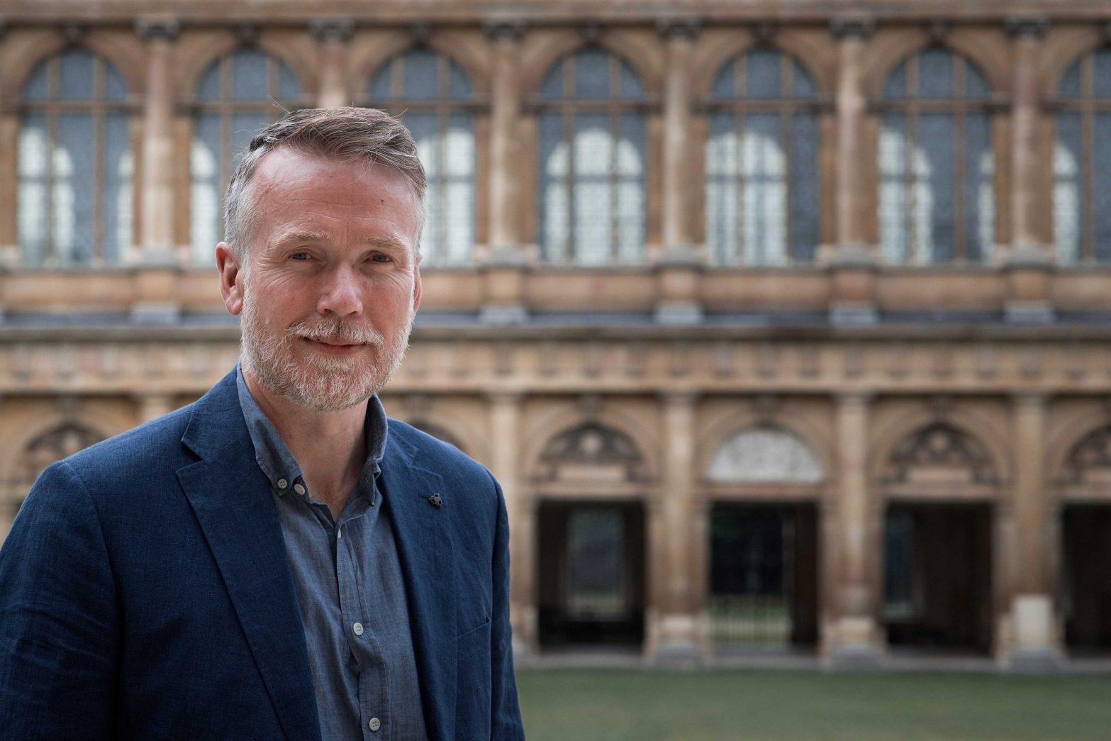 Richard Turnill, Senior Bursar Trinity College