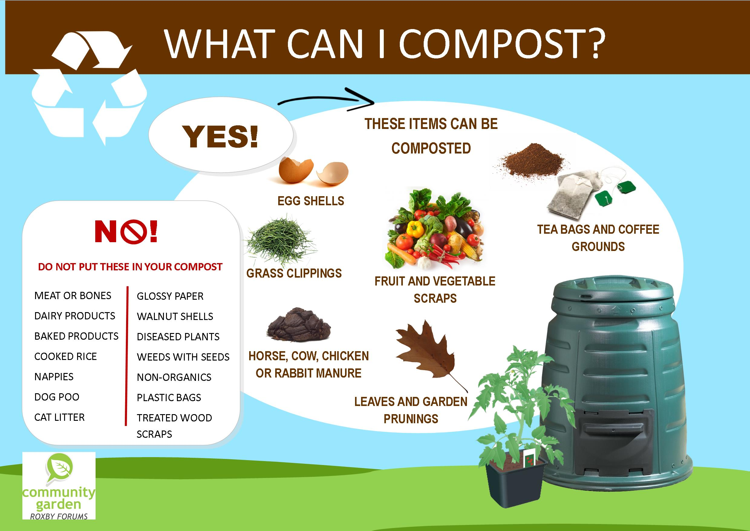 Composting At Trinity October 3