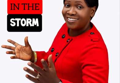 "New Music:- ""In the storm"" By Psalmist Funmi Enilolobo 