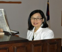 Heasuk Che: Organist