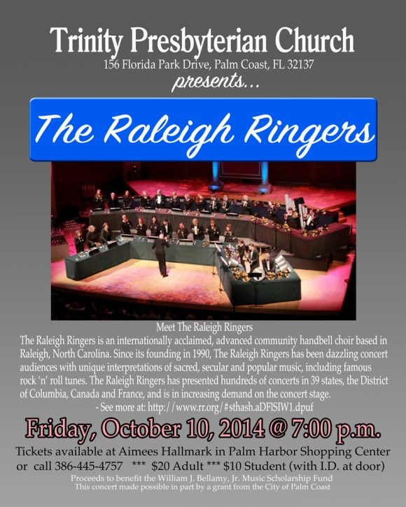 Raleigh Ringers in Concert