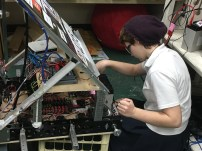Fixing last year's robot