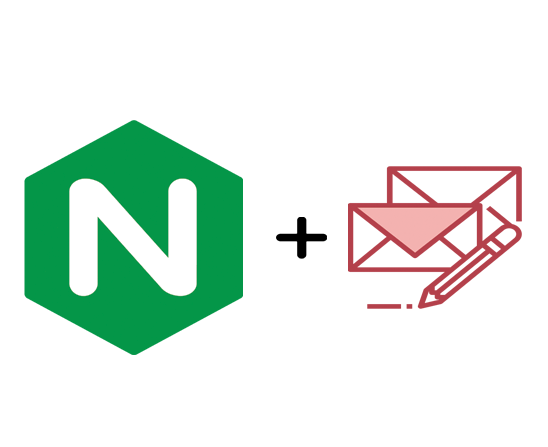 Send email from NGINX server using Postfix