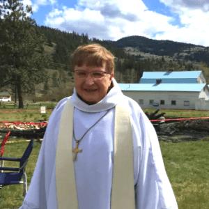 Rev. Elaine Diggle