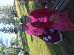 Camp grandmas celebrating the Christmas spirit