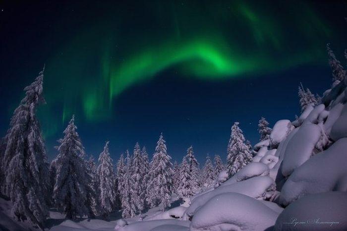 Étonnamment belles images provenant de différentes parties de la Russie (40 photos)