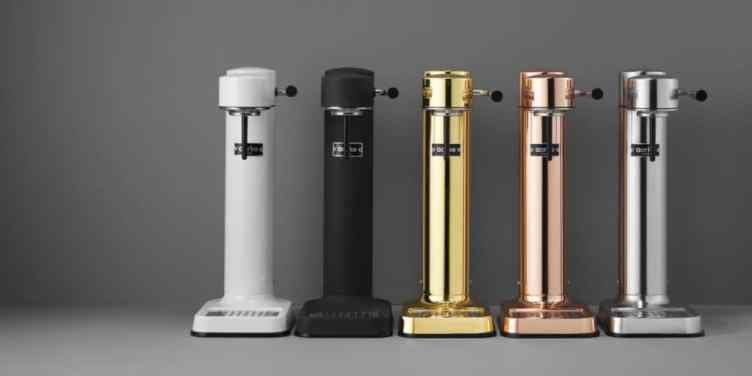 Aarke Carbonator II Farben
