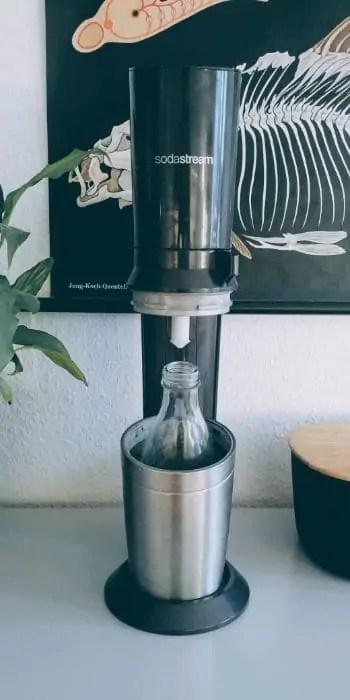 SodaStream Crystal 2.0 Flaschenhalter