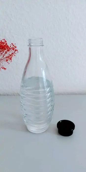 SodaStream Crystal 2.0 Glasflasche