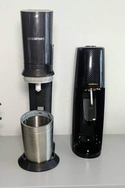 SodaStream Easy vs SodaStream Crystal 2.0