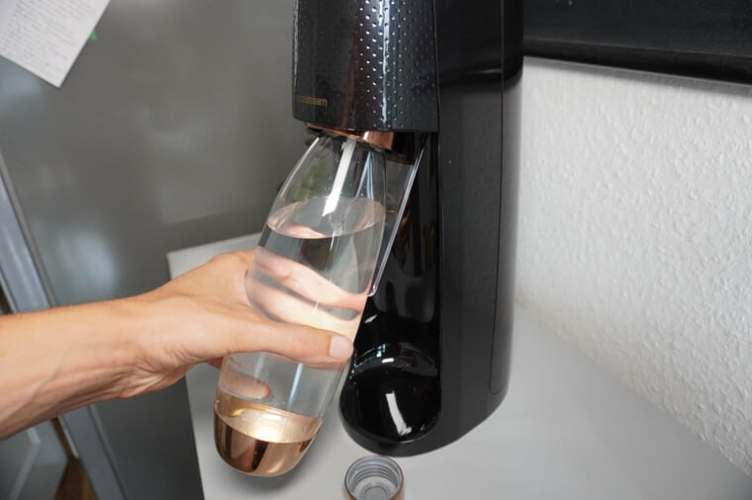 SodaStream Easy Bedienung