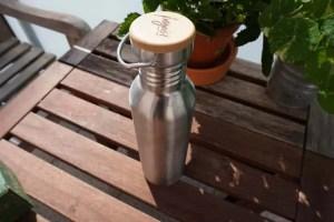 Freigeist Edelstahl Trinkflasche