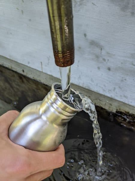 Freigeist Edelstahl Flasche