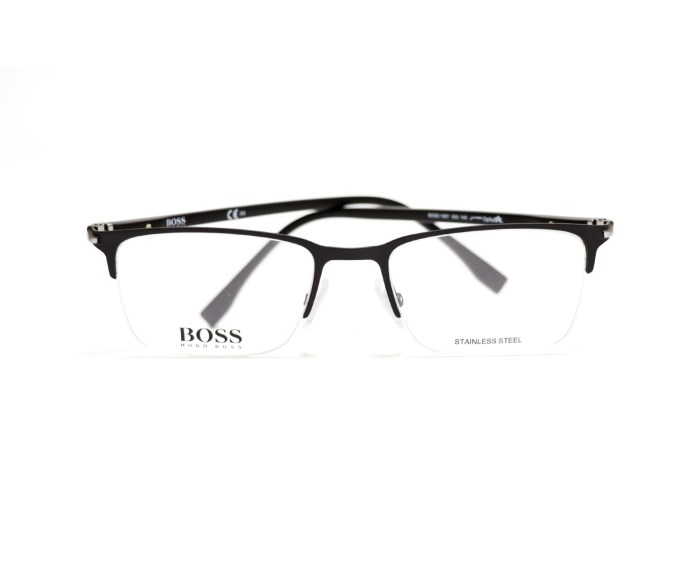 Hugo Boss 1007 Matte Black