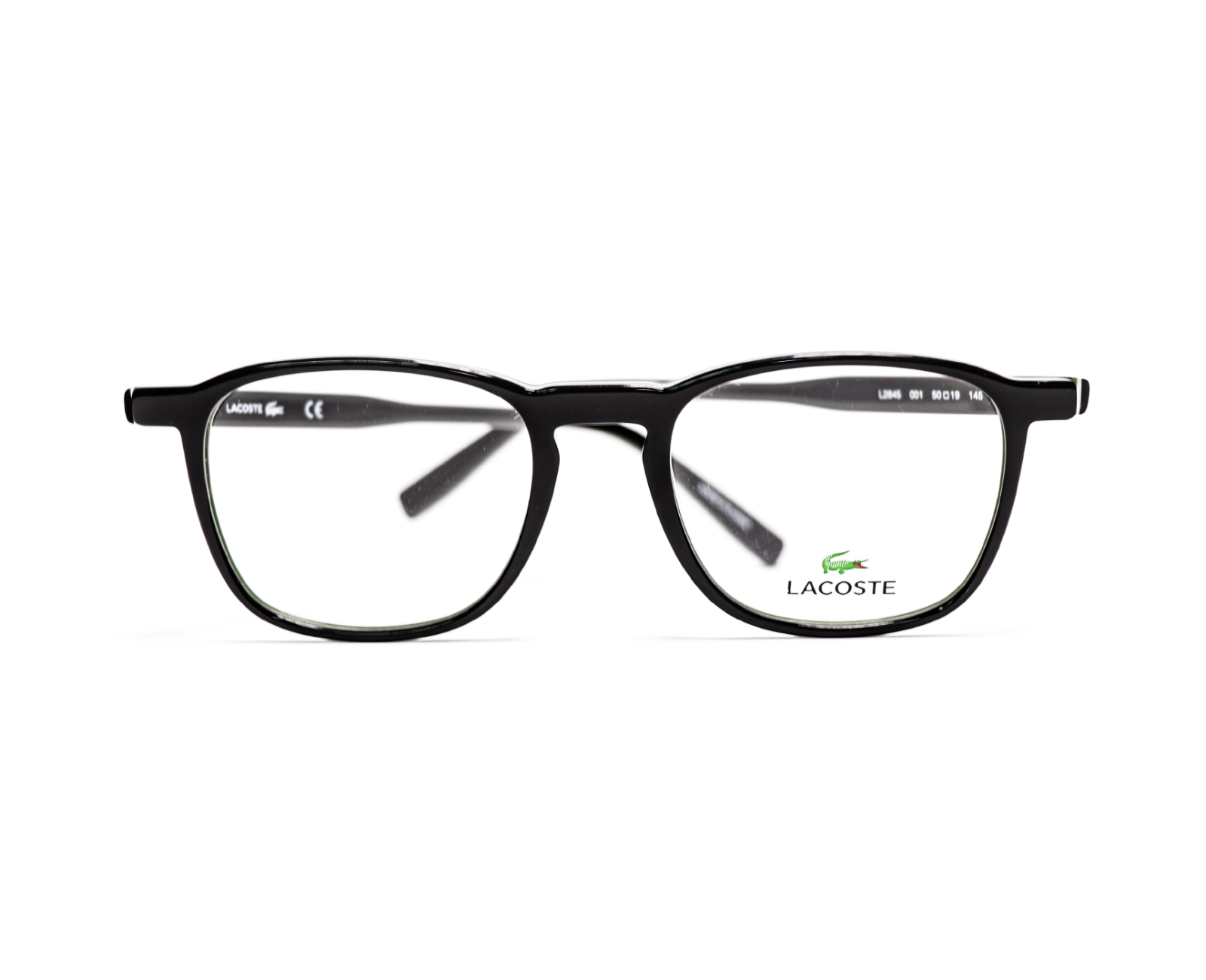 Lacoste L2845 in Black White Green