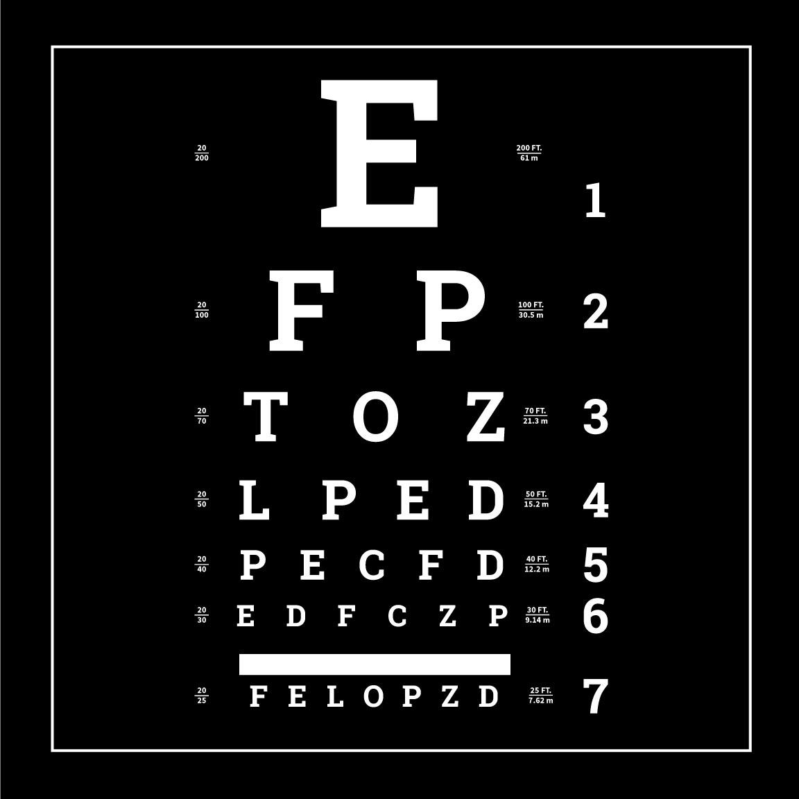 Free eye exam at any Value Optical location