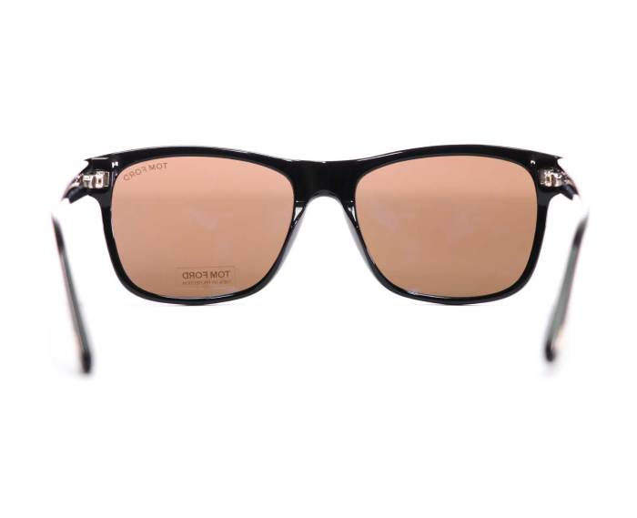 TOM FORD Guilio TF698 in Shiny Black