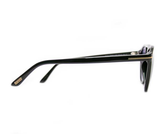 TOM FORD Burton TF697 in Black