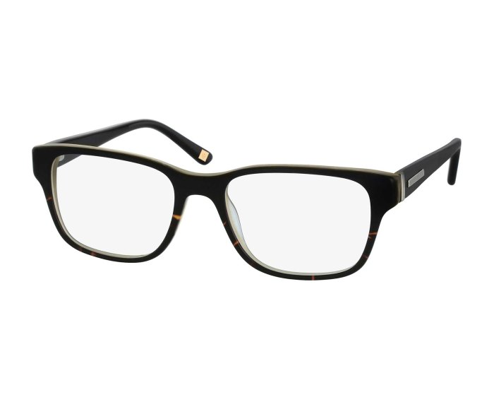 Anne Klein 5049 in Black Tortoise Fade