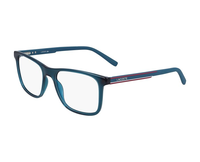 Lacoste L2848 in Transparent Blue